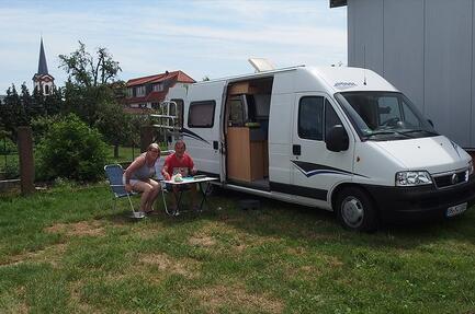 Camping Weingut Rehm