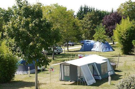 Campsite Fontaine du Roc