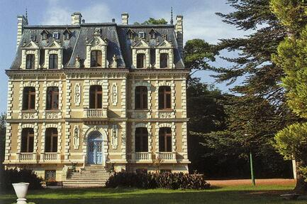 Camping Château de la Rolandière