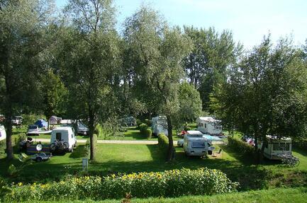 Campsite Au an der Donau