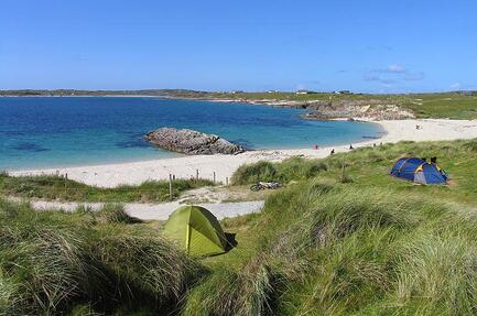 Clifden Ecobeach Camp. & Car. Park