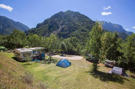 Camping San Marcial