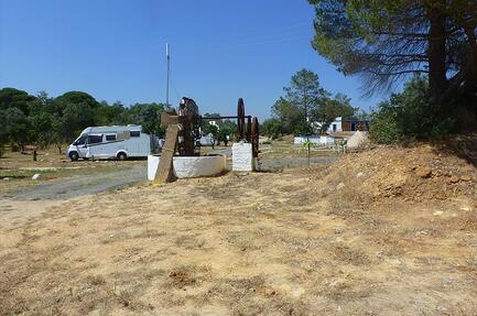 Campeggio Algarve Moncarapacho