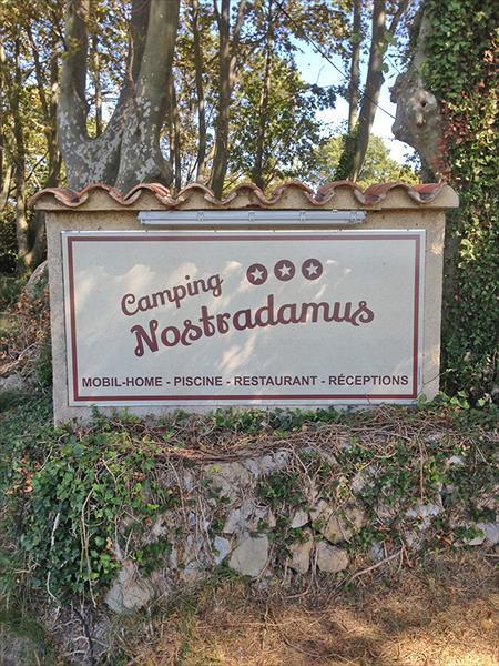 Campsite Nostradamus