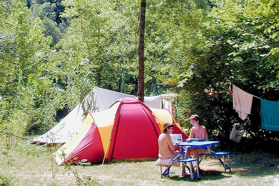 Camping Domaine de la Sablière