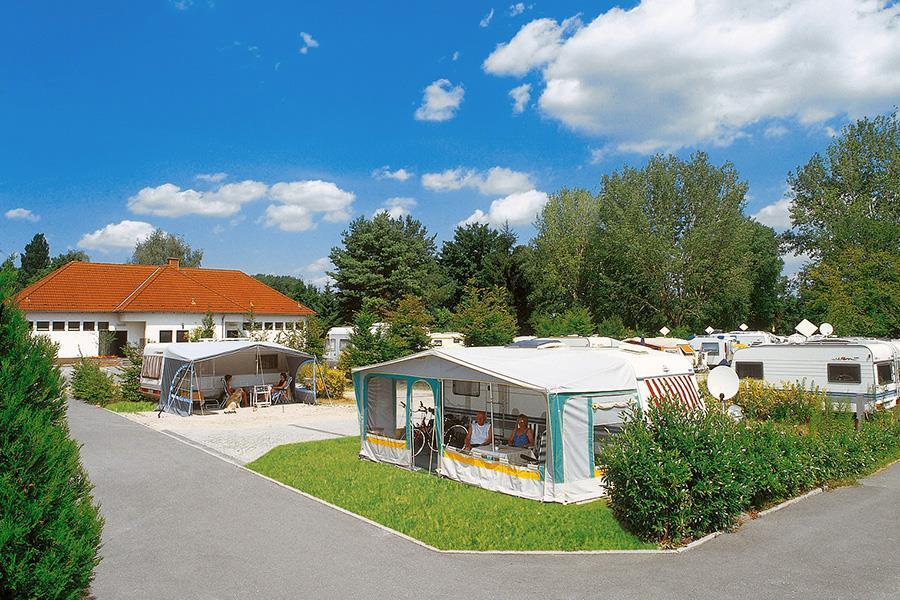 Campsite Wiesensee