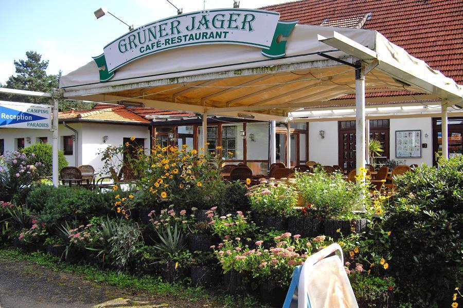 "Camping-Paradies ""Grüner Jäger"""
