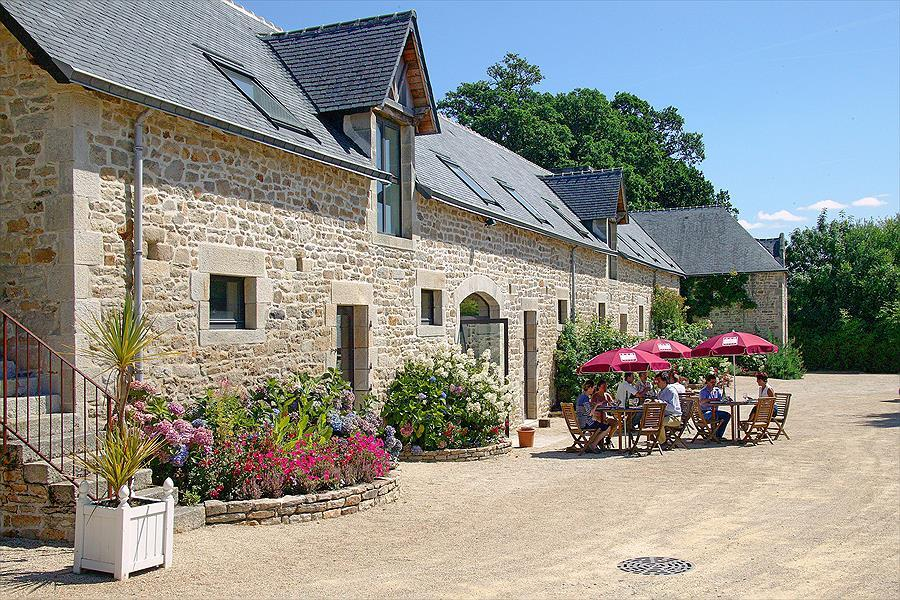 Camping Domaine de L'Orangerie de Lanniron