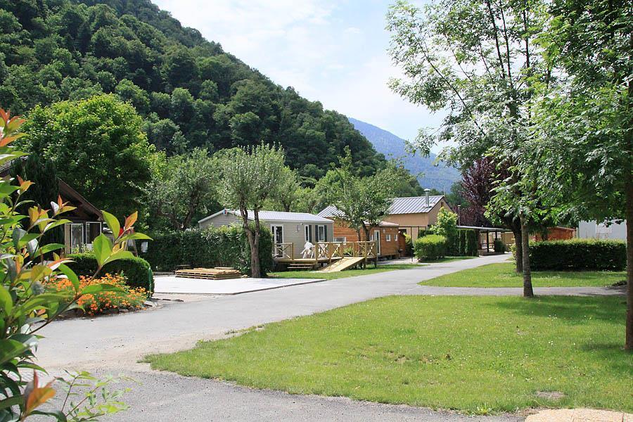Campsite Le Pyrénéen