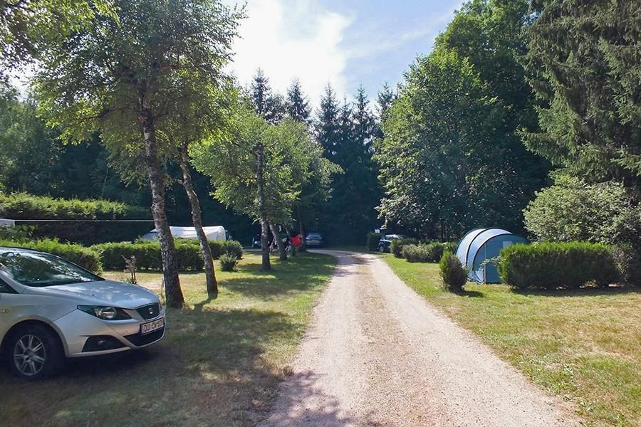 Camping Les Granges Bas