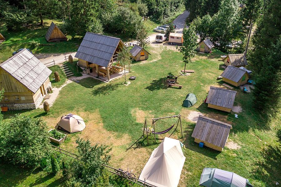 Campsite Korita