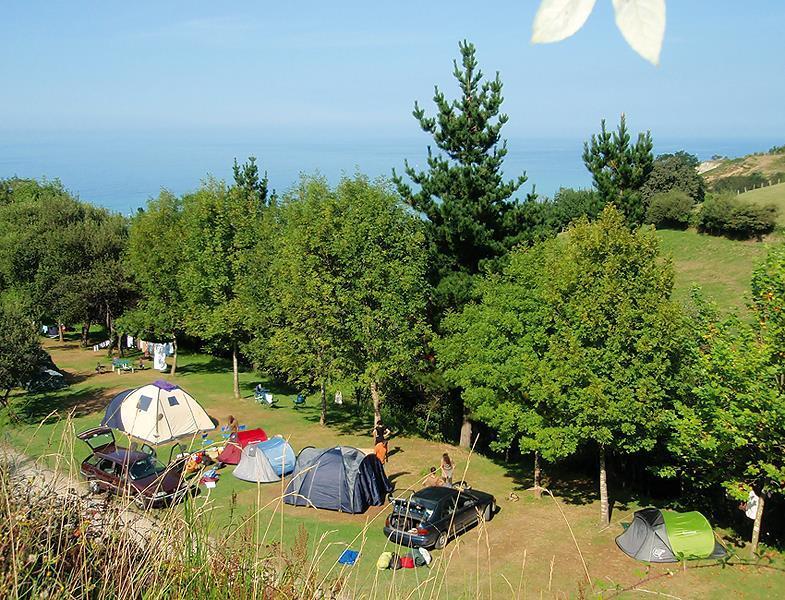 Campsite Itxaspe