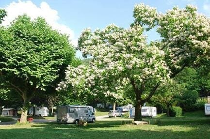 Camping Le Bois de Cornage