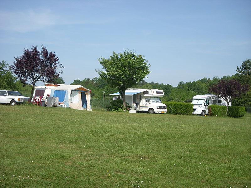 Camping de la Pelouse