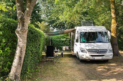 Campsite La Vallée des Vignes