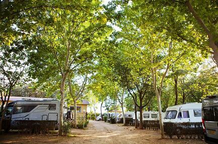 Campsite Córdoba