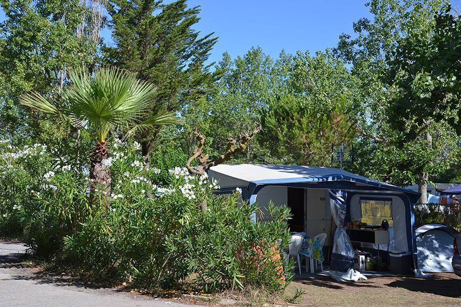 Camping Les Romarins
