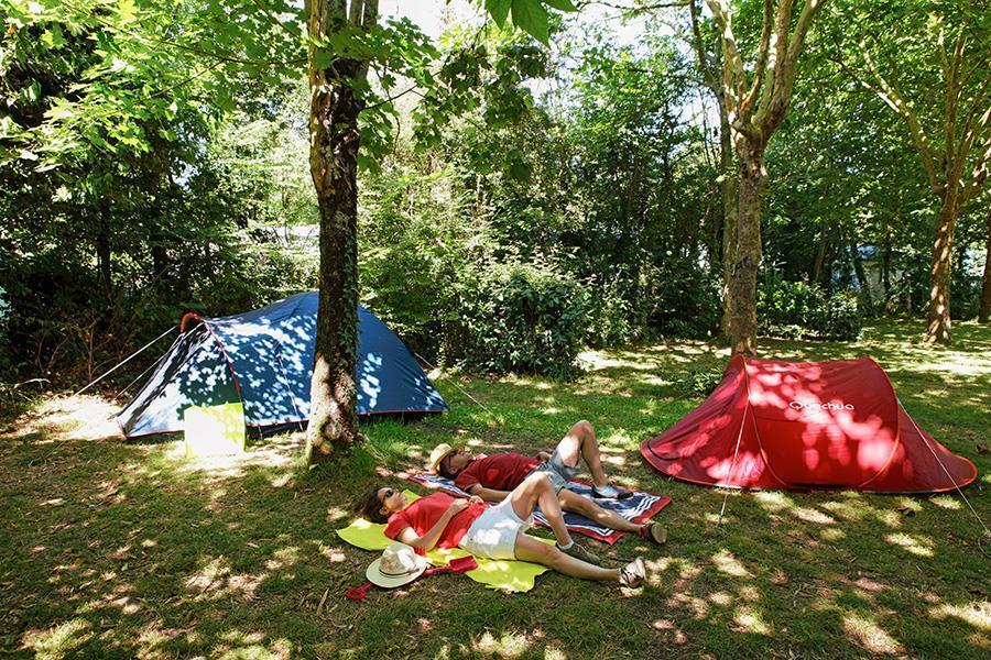 Campsite de L'Eve