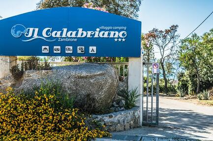 Campeggio Il Calabriano