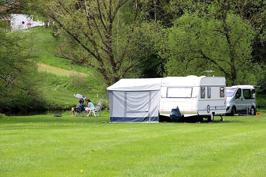 Campsite Höllensteinsee