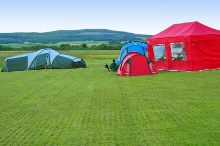 Barns Highland Campsite