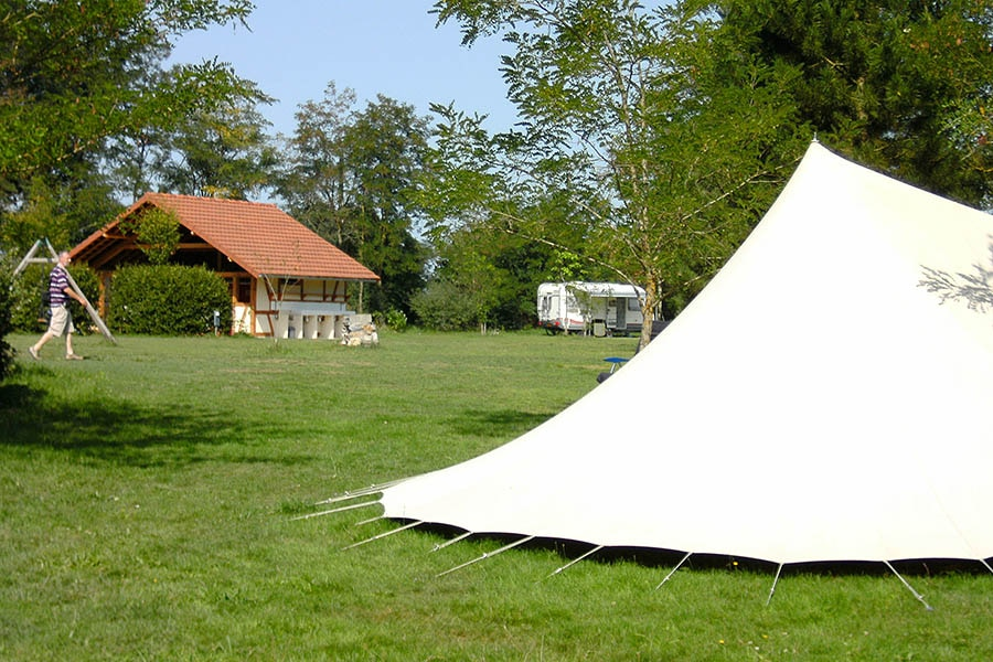 Campsite Domaine du Bourg